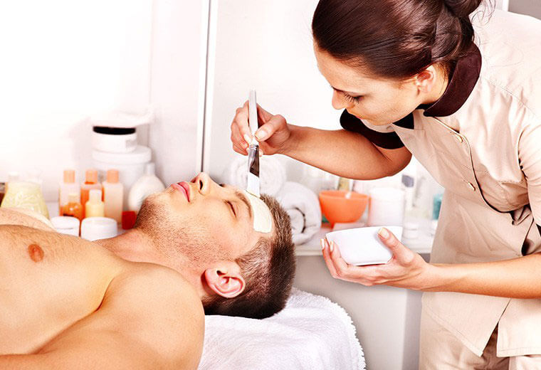 Men's Grooming services in Airdrie | Anna's Spa & Wellness Centre
